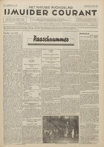 IJmuider Courant 1938-04-14