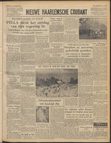 Nieuwe Haarlemsche Courant 1954-01-06