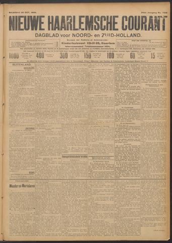 Nieuwe Haarlemsche Courant 1909-10-25
