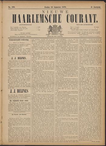 Nieuwe Haarlemsche Courant 1879-08-10