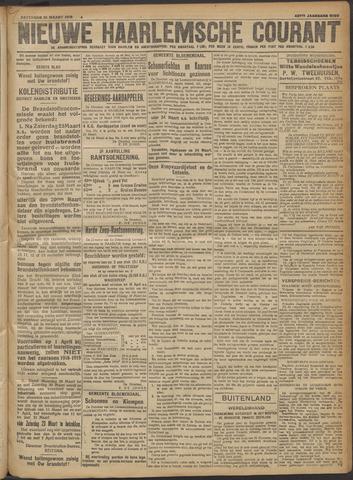 Nieuwe Haarlemsche Courant 1918-03-16