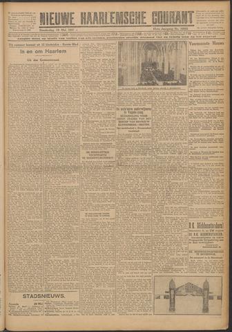 Nieuwe Haarlemsche Courant 1927-05-19
