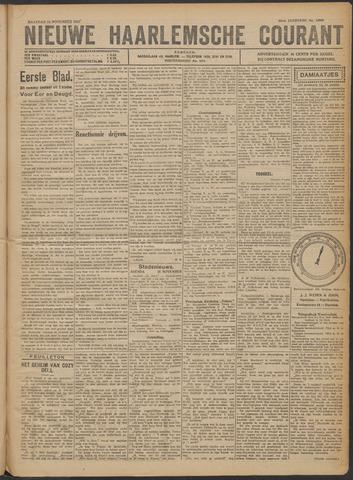 Nieuwe Haarlemsche Courant 1921-11-14