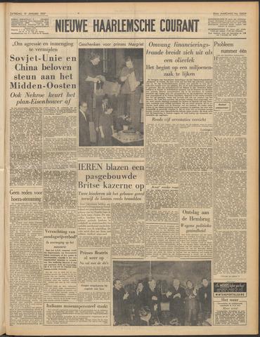 Nieuwe Haarlemsche Courant 1957-01-19