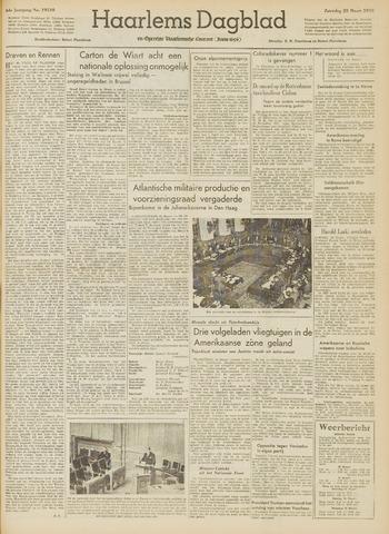 Haarlem's Dagblad 1950-03-25