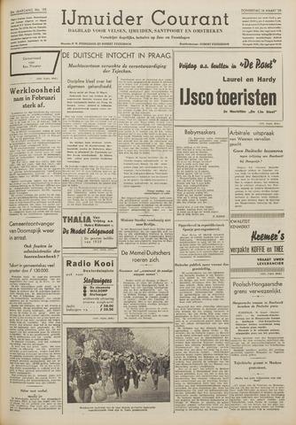 IJmuider Courant 1939-03-16