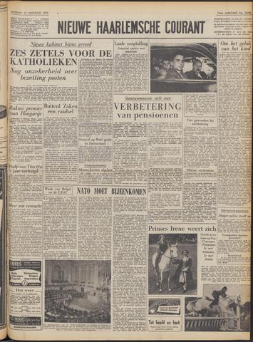 Nieuwe Haarlemsche Courant 1952-08-16