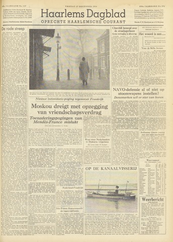Haarlem's Dagblad 1954-12-17