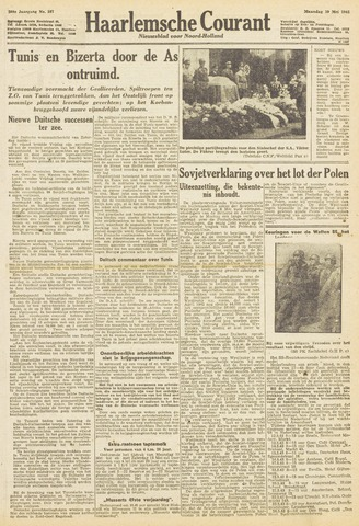 Haarlemsche Courant 1943-05-10