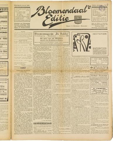 Bloemendaal's Editie 1928-01-28