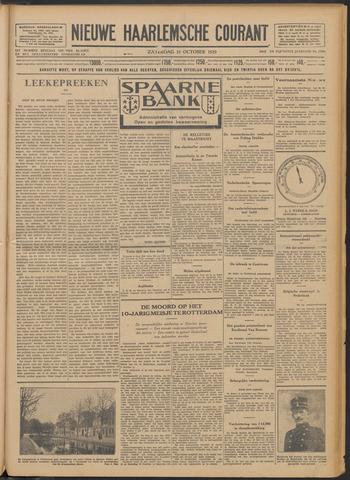 Nieuwe Haarlemsche Courant 1929-10-19