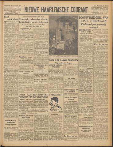 Nieuwe Haarlemsche Courant 1949-12-22
