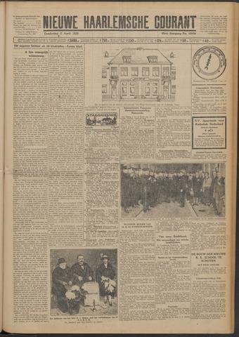 Nieuwe Haarlemsche Courant 1925-04-02