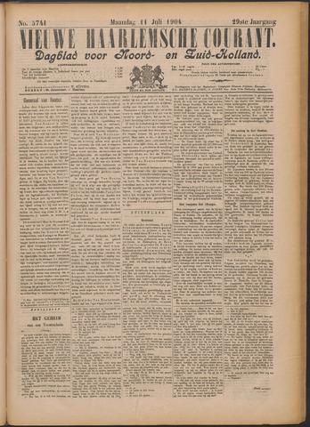 Nieuwe Haarlemsche Courant 1904-07-11