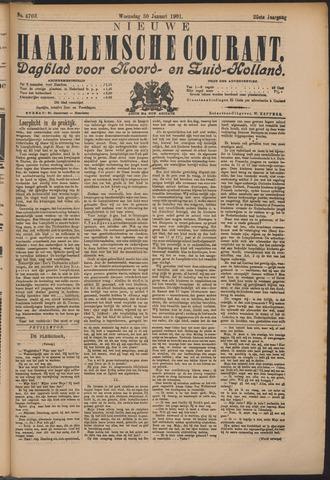 Nieuwe Haarlemsche Courant 1901-01-30