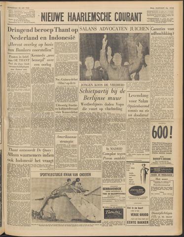 Nieuwe Haarlemsche Courant 1962-05-24