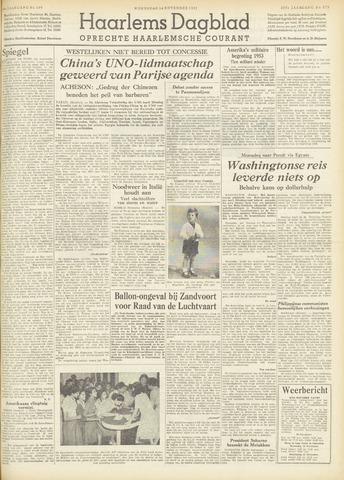 Haarlem's Dagblad 1951-11-14