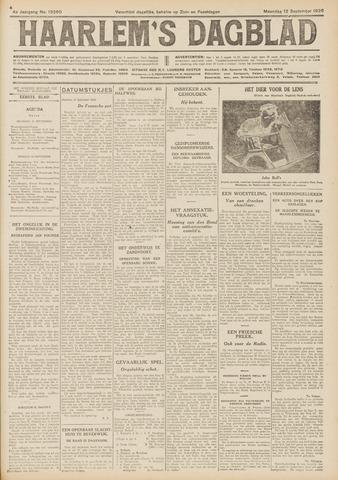 Haarlem's Dagblad 1926-09-13