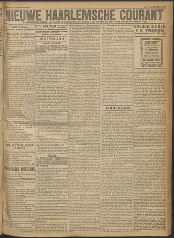 Nieuwe Haarlemsche Courant 1917-11-09