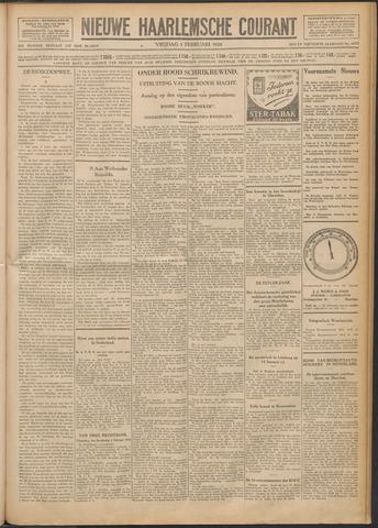 Nieuwe Haarlemsche Courant 1928-02-03