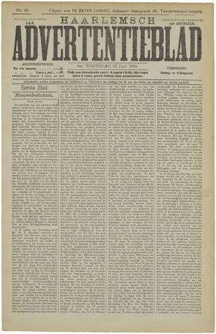 Haarlemsch Advertentieblad 1900-06-20