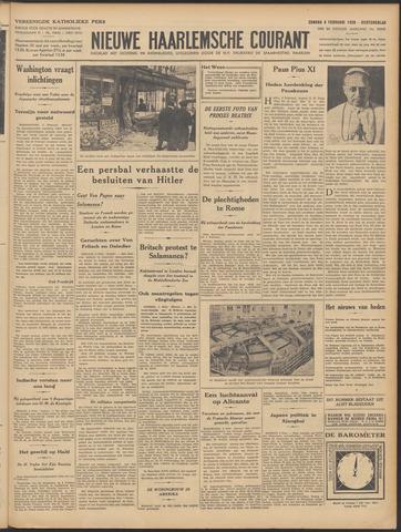 Nieuwe Haarlemsche Courant 1938-02-06