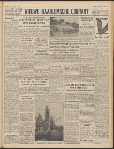 Nieuwe Haarlemsche Courant 1950-04-22