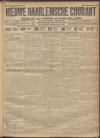 Nieuwe Haarlemsche Courant 1913-10-23