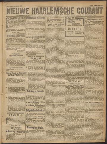 Nieuwe Haarlemsche Courant 1918-04-13