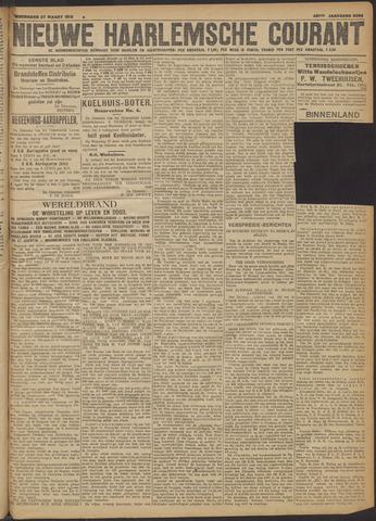 Nieuwe Haarlemsche Courant 1918-03-27