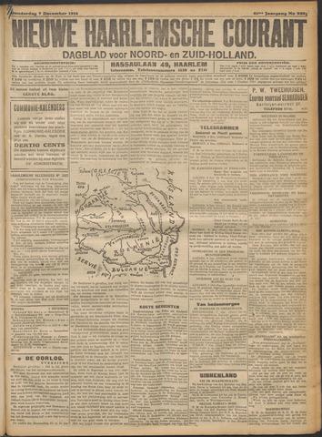 Nieuwe Haarlemsche Courant 1916-12-07