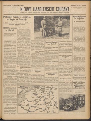 Nieuwe Haarlemsche Courant 1940-05-20