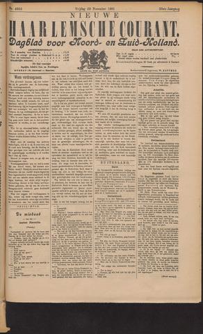 Nieuwe Haarlemsche Courant 1901-11-29