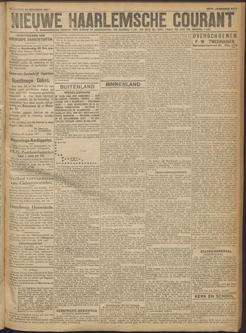 Nieuwe Haarlemsche Courant 1917-10-24