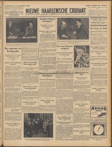 Nieuwe Haarlemsche Courant 1938-02-18