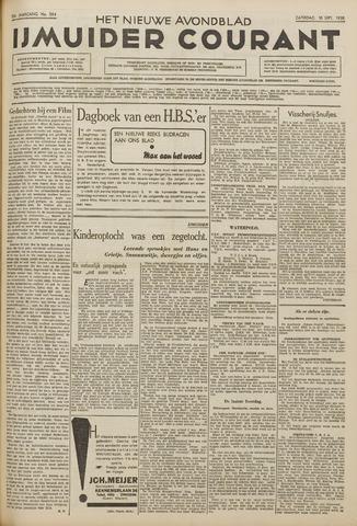 IJmuider Courant 1938-09-10