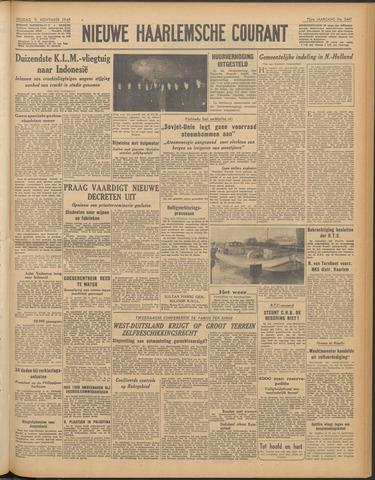 Nieuwe Haarlemsche Courant 1949-11-11