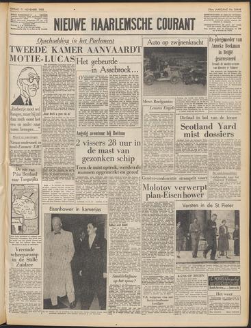 Nieuwe Haarlemsche Courant 1955-11-11