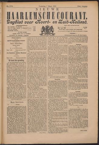 Nieuwe Haarlemsche Courant 1901-03-07