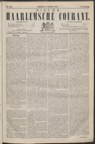 Nieuwe Haarlemsche Courant 1881-02-03