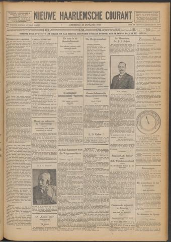 Nieuwe Haarlemsche Courant 1930-01-28