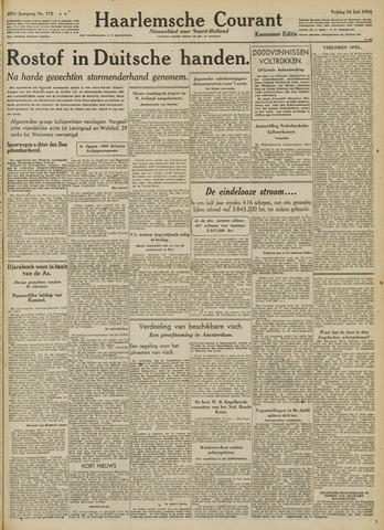 Haarlemsche Courant 1942-07-24