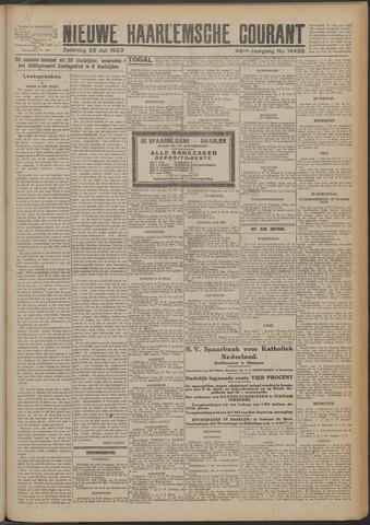 Nieuwe Haarlemsche Courant 1923-07-28