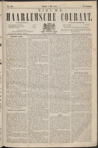 Nieuwe Haarlemsche Courant 1881-05-08