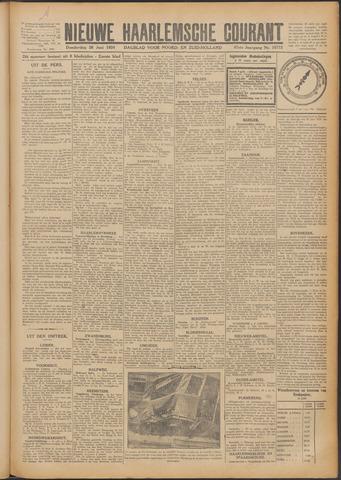 Nieuwe Haarlemsche Courant 1924-06-26