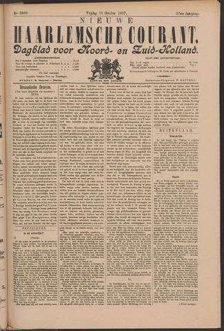 Nieuwe Haarlemsche Courant 1897-10-15