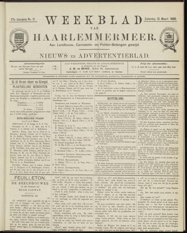 Weekblad van Haarlemmermeer 1886-03-13