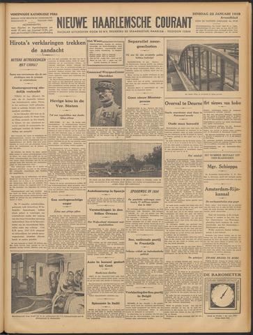 Nieuwe Haarlemsche Courant 1935-01-22