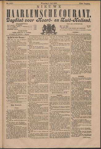 Nieuwe Haarlemsche Courant 1900-07-04