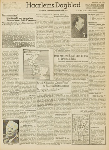 Haarlem's Dagblad 1950-06-27